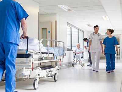Visitor Management System & Software for Hospitals