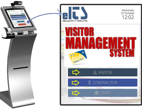 Visitor Management System & Software for, LAN Based, Web Based